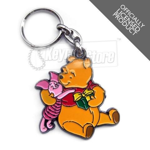 Winnie The Pooh & Piglet Keyring
