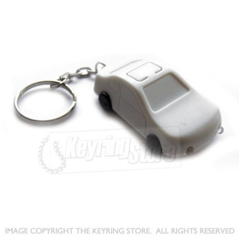 Car LED torch keyring