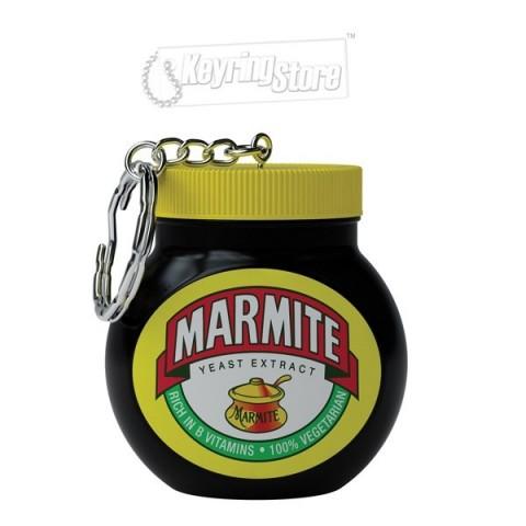 Marmite Keyring