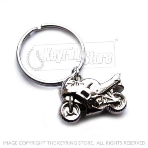 Motorbike Keyring