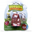 Moshi Monster Keyring (with metal pendent)