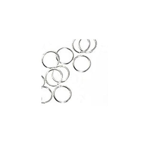 10mm Loop Rings - PACK 100