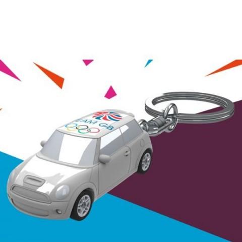 London 2012 Team GB Mini Keyring