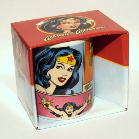 Mug - Wonder Woman