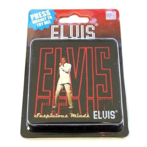 Singing Fridge Magnet - Elvis