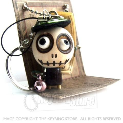 Voodoo Doll Keyring