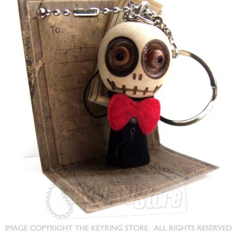 Voodoo Doll Dracula Keyring