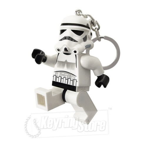 Storm Trooper torch keyring