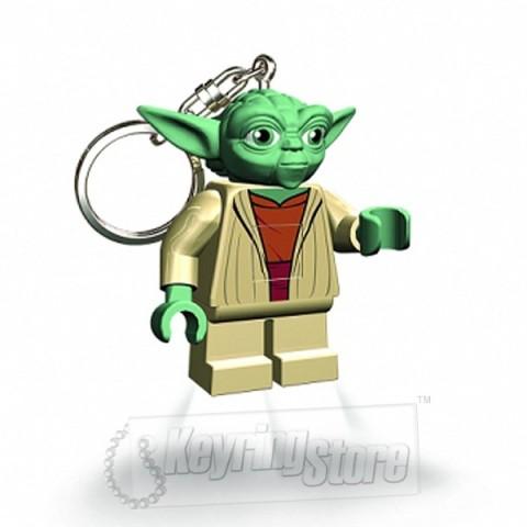 Lego Yoda Keyring