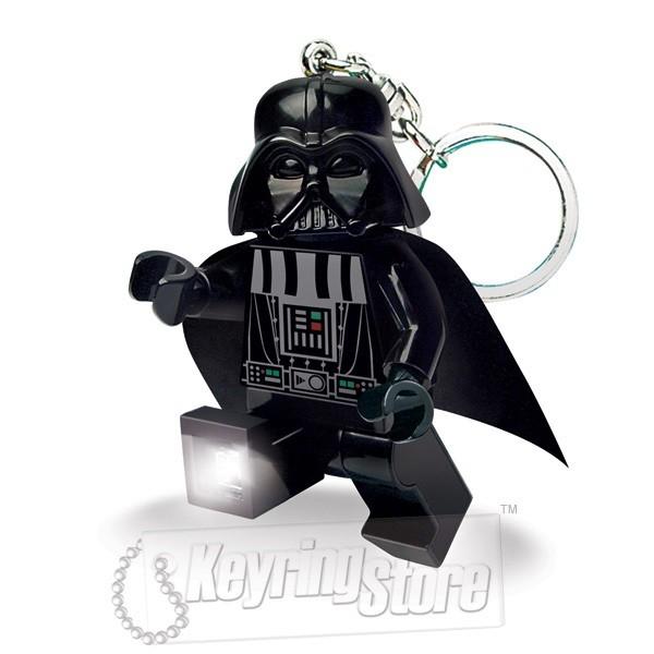 Lego Darth Vader torch keyring