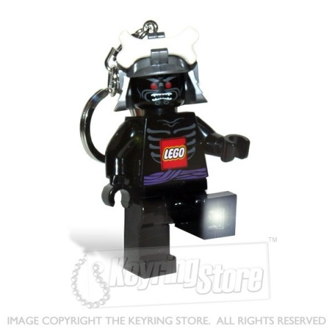 Lego Ninjago Lord Garmadon Keyring