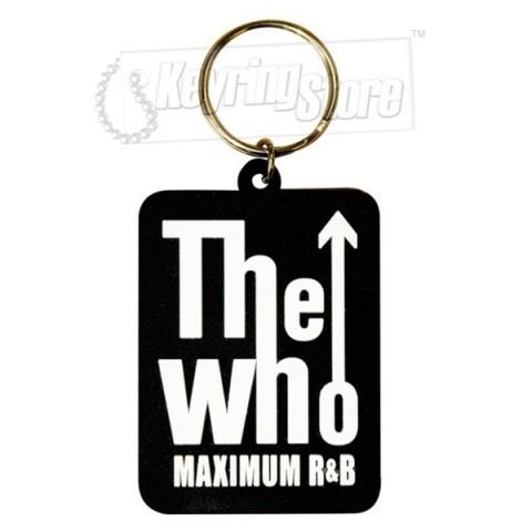 The Who Keyring - Maximum R&B