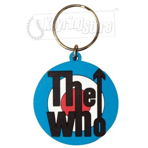 The Who Keyring - Target