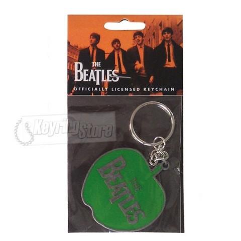 The Beatles Keyring - Apple