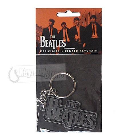 The Beatles Keyring - Logo