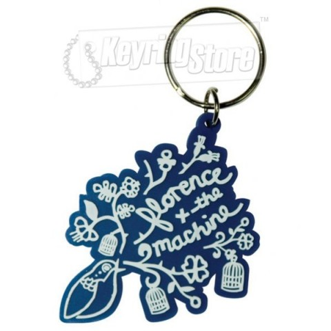 Florence And The Machine Bird Song Keyring