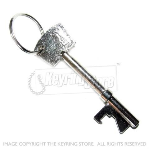 Key Bottle Opener Keyring
