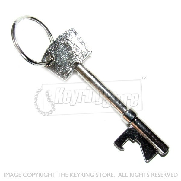 key bottle opener keyring the keyring store. Black Bedroom Furniture Sets. Home Design Ideas