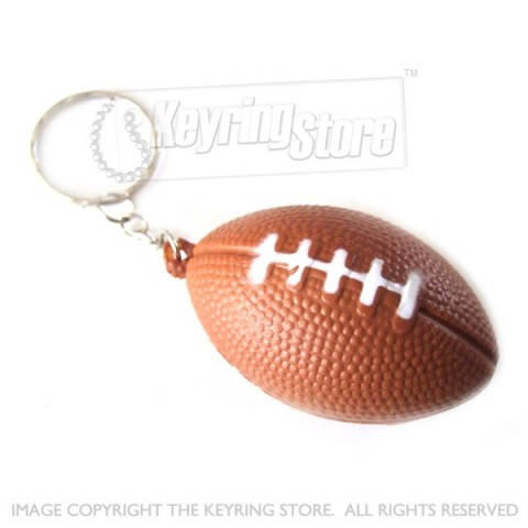 American Football keyring
