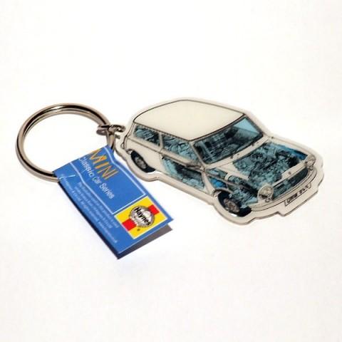 Haynes Mini Keyring - Officially Licensed