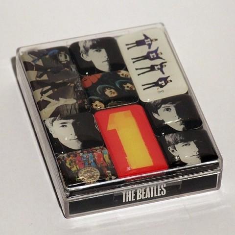 Fridge Magnet Set - The Beatles - Officially Licensed
