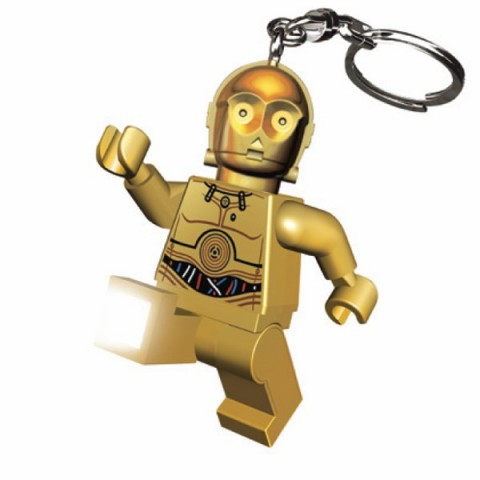 Lego C3PO Keyring