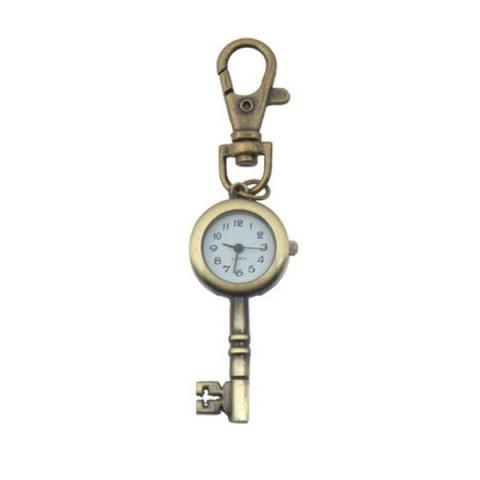 Key Clock keyring