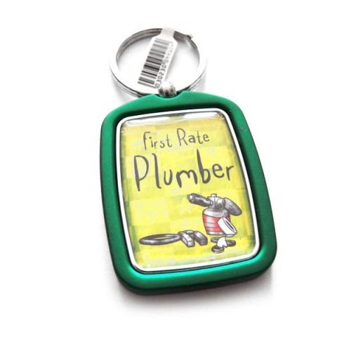 Plumber Keyring