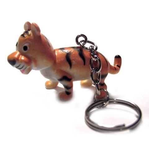 Tiger Keyring