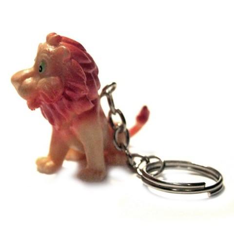 Lion Keyring