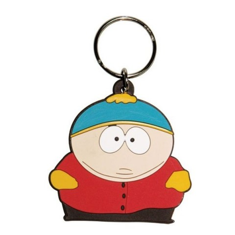 Cartman South Park Keyring