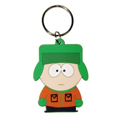 Kyle South Park Keyring