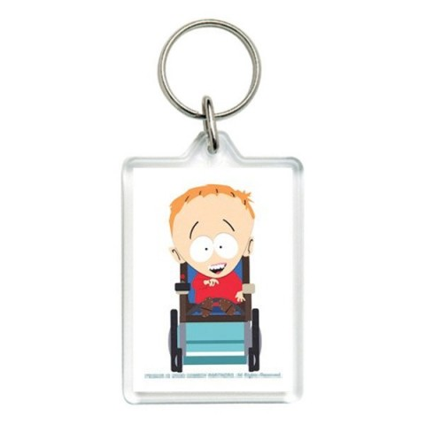 Timmy South Park Keyring