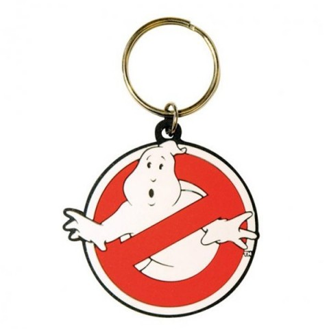 Ghost Busters Keyring