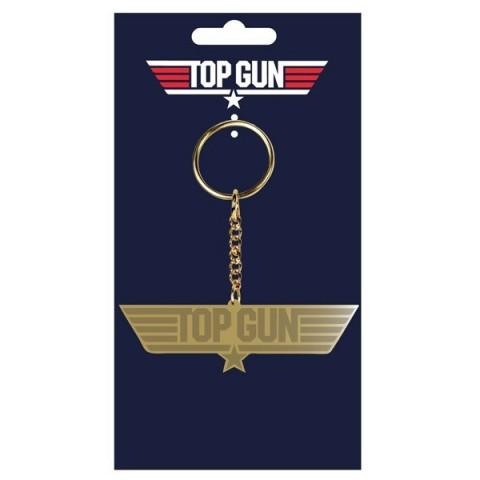 Top Gun Keyring