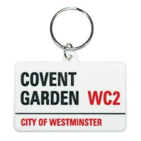 Covent Garden Keyring