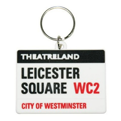 Leicester Square Keyring