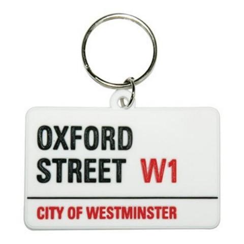Oxford Street Keyring