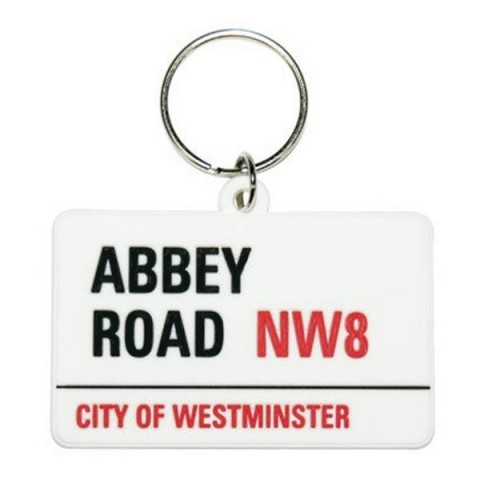 Abbey Road Keyring