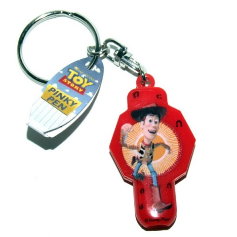 Sheriff Woody Toy Story Pen Keyring