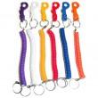 Premium phone cord keyring (various colours)