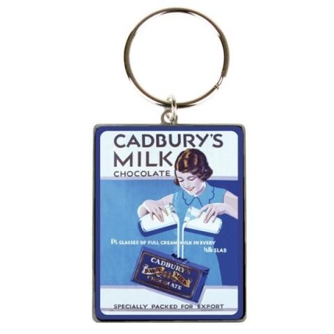 Cadbury's Advert Keyring