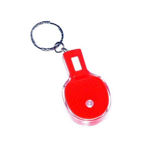 Table Tennis LED Torch keyring