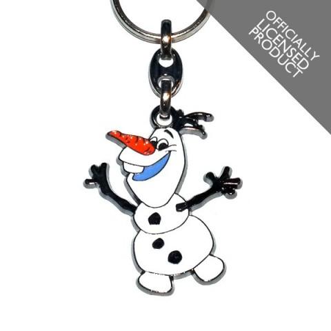 Olaf Frozen Keyring