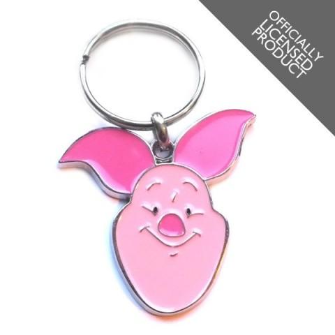 Disney Piglet Winnie The Pooh METAL Keyring