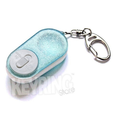 Magnify Glass Torch Keyring