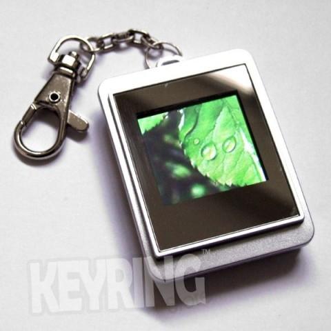 "1.5"" inch Digital LCD Photo Frame Keyring"