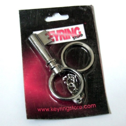 Castle Key Keyring - Premium