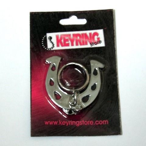 Horse Shoe Keyring - The Keyring Store