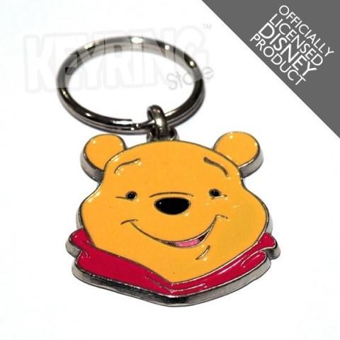 Disney Winnie The Pooh Keyring